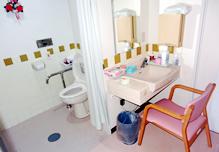 従来型 トイレ・洗面台
