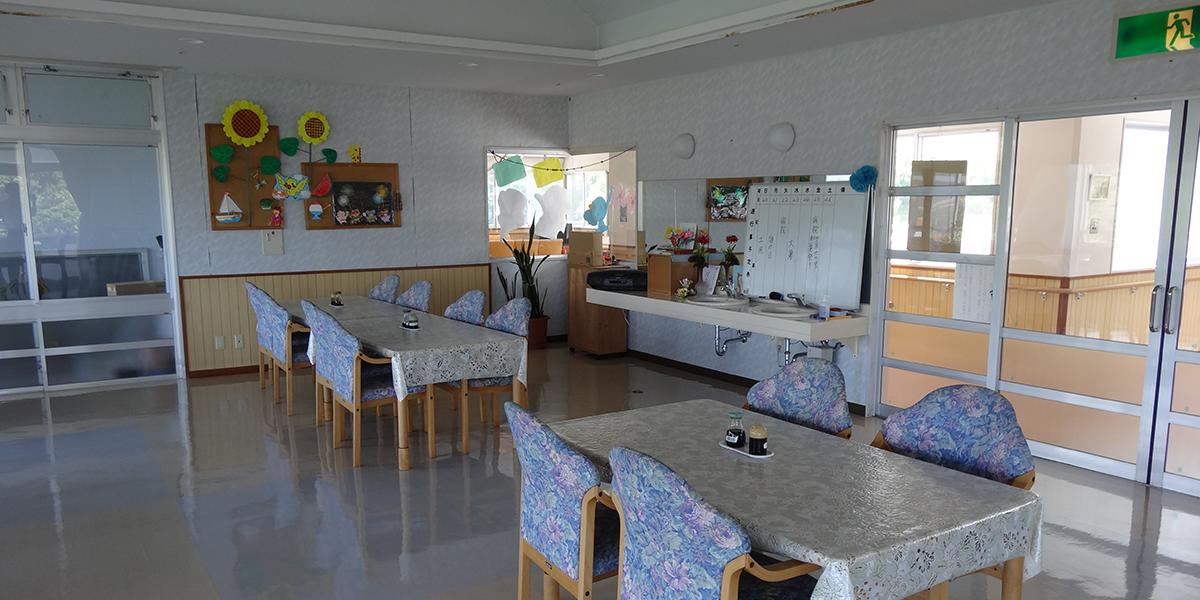社会福祉法人愛和会 食堂