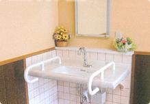 ユニットケア 洗面台